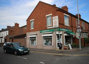 Thumbnail Retail premises for sale in 115 Derby Road, Loughborough, Leicestershire