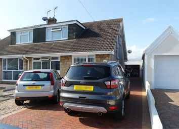 Thumbnail 3 bed semi-detached bungalow for sale in Fulmar Road, Porthcawl, Mid Glamorgan