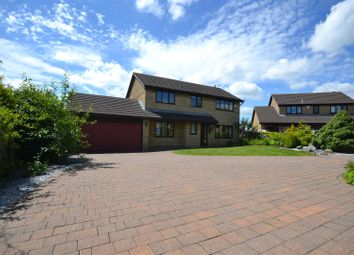 Thumbnail 4 bed detached house for sale in Fellstone Vale, Withnell, Chorley