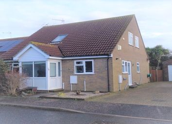 Thumbnail 3 bed bungalow for sale in Brian Bishop Close, Walton On The Naze
