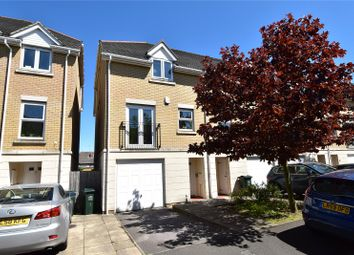 Thumbnail 4 bed end terrace house for sale in Cochrane Drive, West Hill Park, West Dartford, Kent
