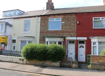 Thumbnail 3 bed terraced house to rent in Lanehouse Road, Thornaby, Stockton-On-Tees