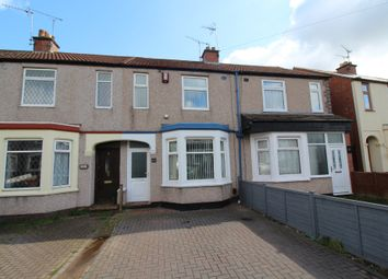 Thumbnail 2 bed terraced house for sale in Stevenson Road, Keresley, Coventry