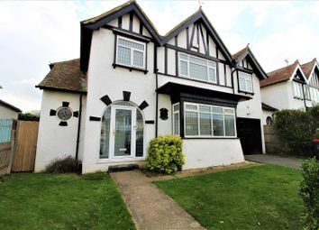 Thumbnail 4 bed detached house for sale in Percy Avenue, Broadstairs