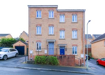 Thumbnail 4 bed town house for sale in Kingfisher Road, North Cornelly, Bridgend