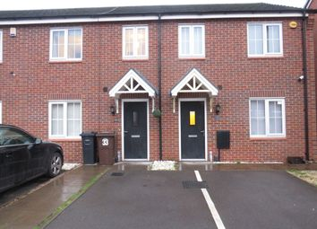 Thumbnail 3 bed terraced house for sale in Pike Drive, Chelmsley Wood, Birmingham