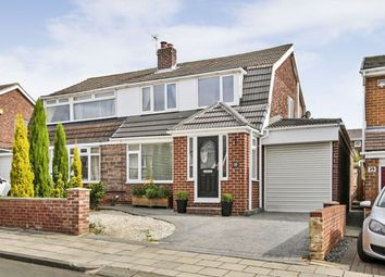 Thumbnail 3 bed semi-detached house for sale in Langdale, Birtley, Chester Le Street