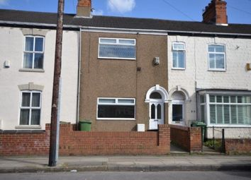 Thumbnail 4 bed terraced house to rent in Earl Street, Grimsby