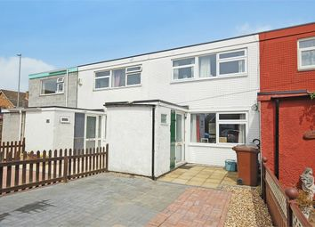 Thumbnail 3 bed terraced house for sale in Rennishaw Way, Links View, Northampton