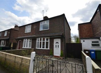 Thumbnail 2 bed semi-detached house to rent in Woodhall Road, South Reddish, Stockport, Cheshire