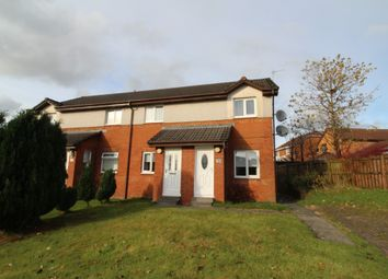 Thumbnail 2 bed flat to rent in Craigdu Avenue, Airdrie, North Lanarkshire