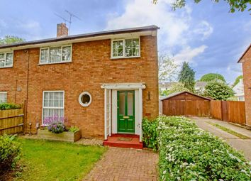 Thumbnail 3 bed semi-detached house for sale in Little Lake, Welwyn Garden City