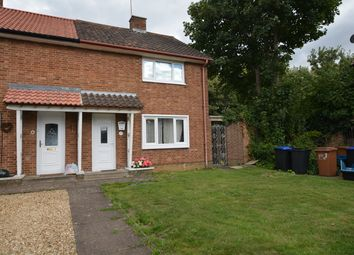 Thumbnail 2 bed end terrace house for sale in Glebeland Crescent, Northampton