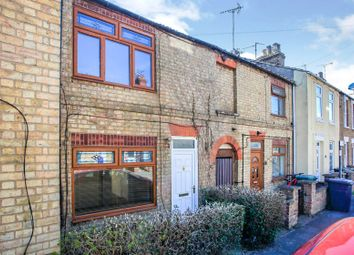 Thumbnail 2 bed terraced house for sale in Whalley Street, Peterborough