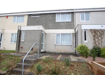 Thumbnail 2 bed terraced house for sale in Mylor Close, Plymouth