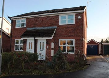 Thumbnail 3 bed semi-detached house to rent in Peppermint Way, Selby
