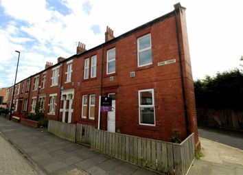 Thumbnail 4 bed end terrace house for sale in Spence Terrace, North Shields