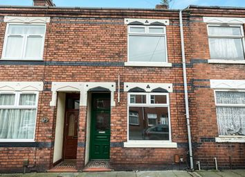 Thumbnail 2 bed terraced house for sale in Corporation Street, Stoke, Stoke-On-Trent
