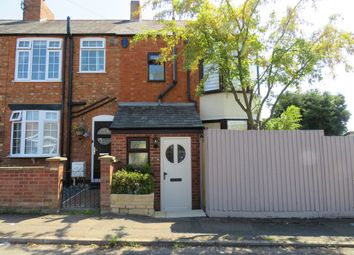 Thumbnail 2 bed semi-detached house for sale in Manor Road, Kingsthorpe, Northampton