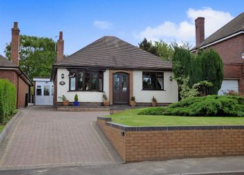 Thumbnail 3 bed detached bungalow for sale in Wolverhampton Road, Cheslyn Hay, Walsall