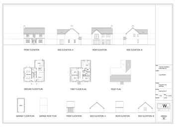 Thumbnail 4 bed detached house for sale in West End, Long Whatton, Long Whatton, Loughborough