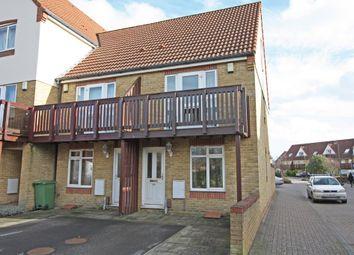 Thumbnail 2 bedroom end terrace house for sale in Tintagel Way, Port Solent, Portsmouth