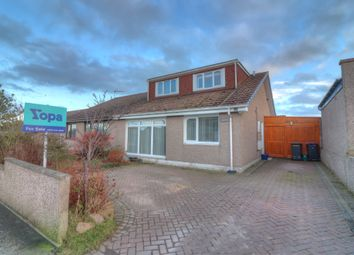 Thumbnail 4 bed semi-detached house for sale in Matthew Drive, Peterhead