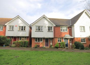 Thumbnail 3 bed terraced house for sale in Finch Close, Faversham
