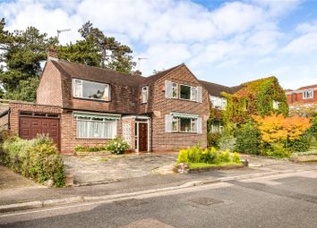 Thumbnail 3 bed detached house for sale in Ben Hale Close, Stanmore