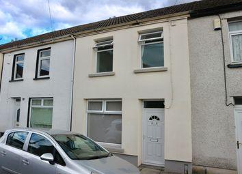 Thumbnail 3 bed terraced house for sale in Caerhendy Street, Penydarren, Merthyr Tydfil