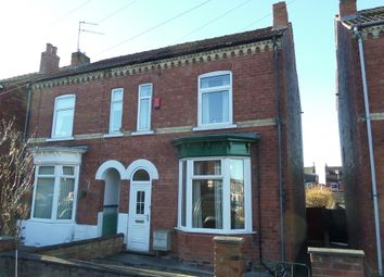 Thumbnail 3 bed semi-detached house to rent in Arthur Road, Gainsborough
