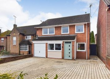 Thumbnail 4 bed detached house for sale in Delves Croft, Hayes Lane, Swanwick