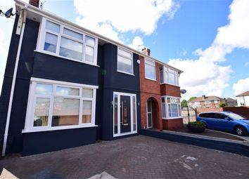 Thumbnail 3 bed semi-detached house for sale in Roker Avenue, Wallasey, Merseyside