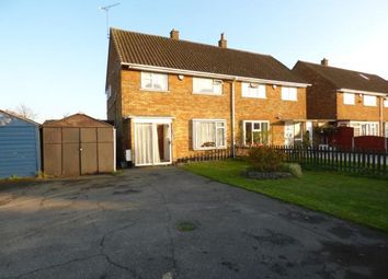 Thumbnail 3 bed semi-detached house for sale in South Hornchurch, Rainham, Essex