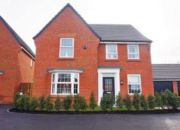 Thumbnail 4 bed detached house for sale in Mosses Farm St., Longridge