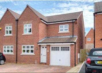 Hebe Way, Whitnash, Leamington Spa CV31. 3 bed semi-detached house for sale