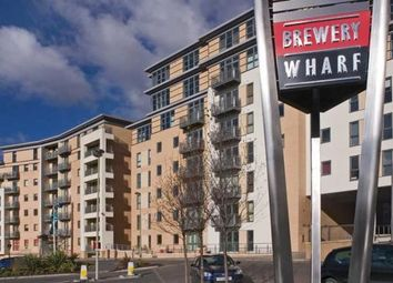 Thumbnail 2 bed flat for sale in Admiral Court, Brewery Wharf, Leeds