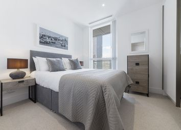 Thumbnail 2 bed flat to rent in Maine Tower, 9 Harbour Way, Canary Wharf, London