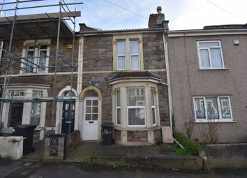 Thumbnail 2 bed terraced house for sale in Herbert Street, Whitehall, Bristol