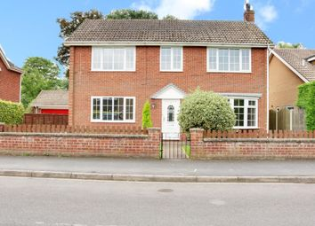 Thumbnail 4 bed detached house for sale in The Meadows, Westwoodside, Doncaster