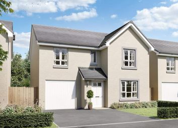 "Thumbnail 4 bedroom detached house for sale in ""Dunbar"" at Oldmeldrum Road, Inverurie"