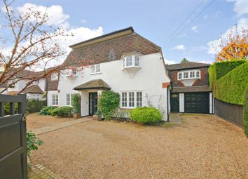 Thumbnail 5 bed property for sale in Aldenham Avenue, Radlett