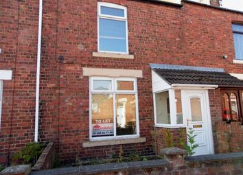 Thumbnail 2 bed terraced house for sale in Foundry Street, Shildon