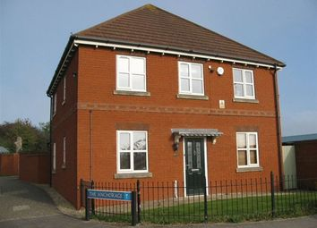 Thumbnail 4 bed detached house for sale in Hempsted Lane, Hempsted, Gloucester