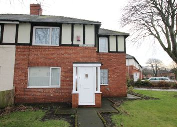 Thumbnail 2 bed semi-detached house for sale in Hodgsons Road, Blyth