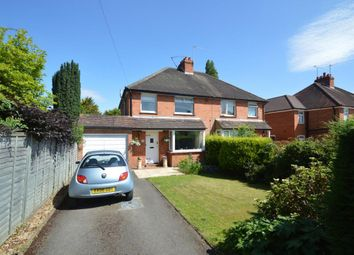 Thumbnail 3 bed semi-detached house for sale in Luckley Road, Wokingham