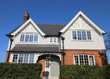 Thumbnail 4 bed detached house to rent in Bowzell Green, Weald, Sevenoaks