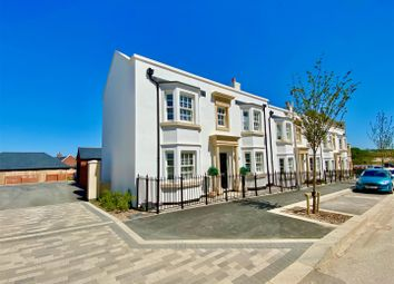 Thumbnail 3 bed end terrace house for sale in Andromeda Grove, Sherford, Plymouth
