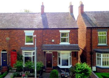Thumbnail 2 bed end terrace house for sale in Park View, Nantwich