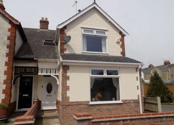 Thumbnail 3 bed semi-detached house for sale in Downing Road, Gorleston, Great Yarmouth